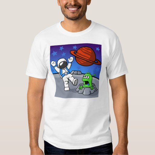 An Outer Space Adventure T Shirts