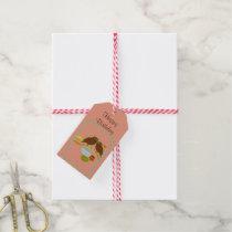 An Owl Couple Gift Tags