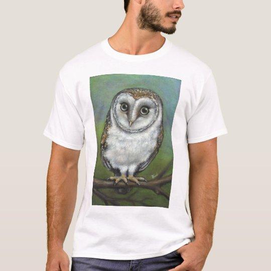 An owl friend by Tanya Bond T-Shirt