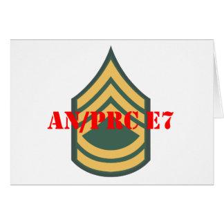 an prc e7 card