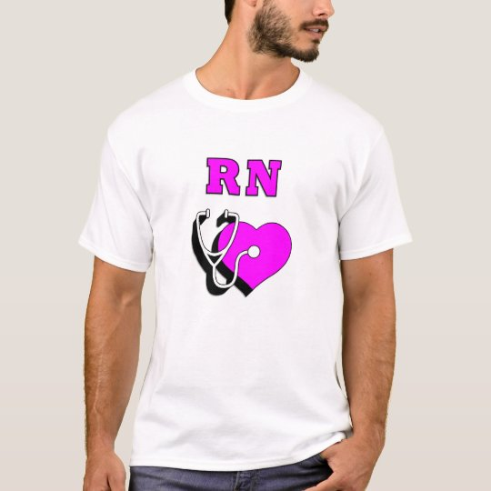 An RN Cares T-Shirt