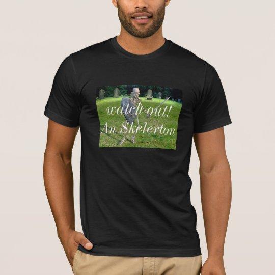 An Skelerton Shirt