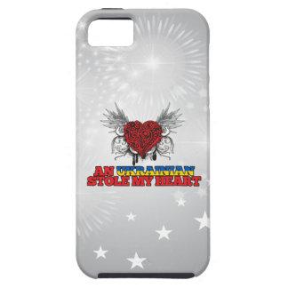 An Ukrainian Stole my Heart iPhone 5 Covers