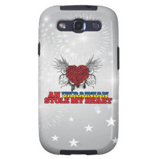 An Ukrainian Stole my Heart Galaxy SIII Cases