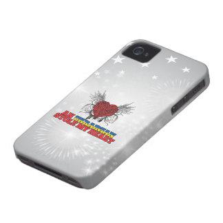 An Ukrainian Stole my Heart Case-Mate iPhone 4 Cases