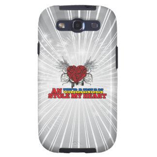 An Ukrainian Stole my Heart Galaxy S3 Cover