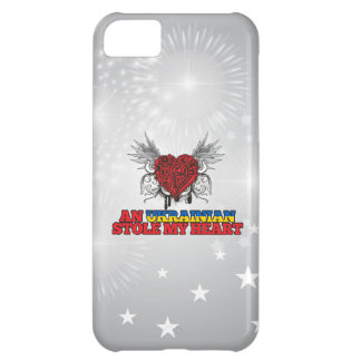 An Ukrainian Stole my Heart iPhone 5C Case