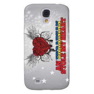 An Ukrainian Stole my Heart Galaxy S4 Cases