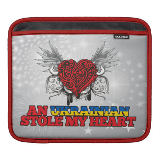An Ukrainian Stole my Heart Sleeve For iPads