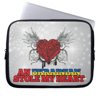 An Ukrainian Stole my Heart Laptop Computer Sleeves