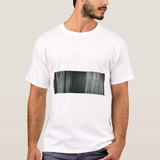 An Unearthly Child Barcode T-Shirt