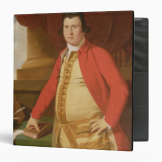 An Unknown Man, c.1764-69 (oil on canvas) 3 Ring Binders
