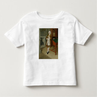 An Unknown Man in a Library, c.1740-41 (oil on can Toddler T-shirt