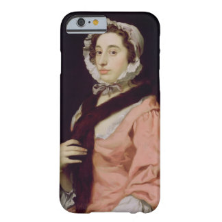 An Unknown Woman, called Peg Woffington (oil on ca Barely There iPhone 6 Case
