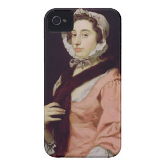 An Unknown Woman, called Peg Woffington (oil on ca iPhone 4 Case