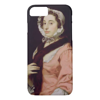 An Unknown Woman, called Peg Woffington (oil on ca iPhone 8/7 Case