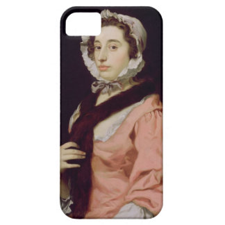 An Unknown Woman, called Peg Woffington (oil on ca iPhone SE/5/5s Case