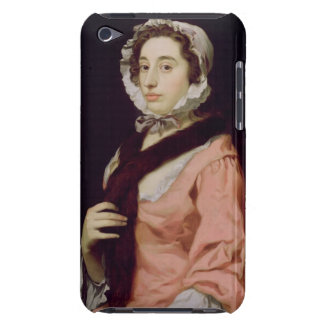 An Unknown Woman, called Peg Woffington (oil on ca iPod Touch Case-Mate Case