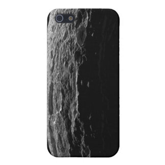 An unreal landscape of Saturn's moon Case For iPhone SE/5/5s