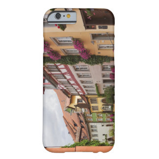 An unusually well-preserved medieval town on the barely there iPhone 6 case