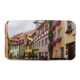 An unusually well-preserved medieval town on the iPhone 3 Case-Mate case