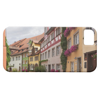 An unusually well-preserved medieval town on the iPhone SE/5/5s case