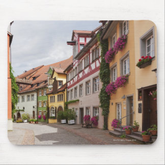 An unusually well-preserved medieval town on the mouse pad