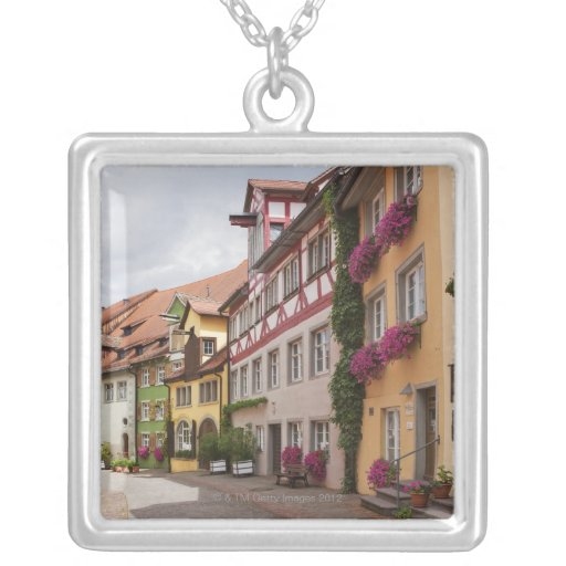 An unusually well-preserved medieval town on the jewelry
