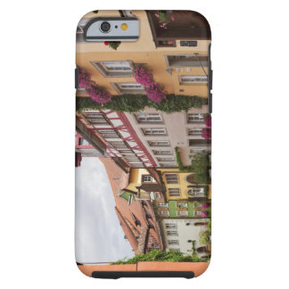 An unusually well-preserved medieval town on the tough iPhone 6 case