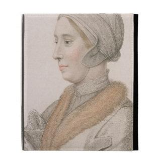 Ana Bolena (1507-36) grabado por Francisco Bartol