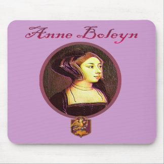 Ana Bolena - mujer Mousepad