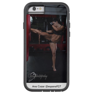 Ana Cozar iPhone marries Tough Xtreme iPhone 6 Case