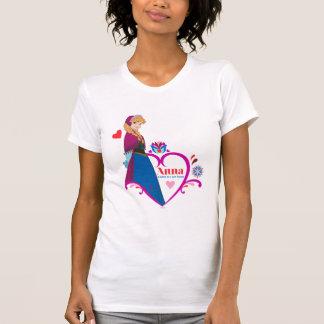 Ana - escuche su corazón camisetas
