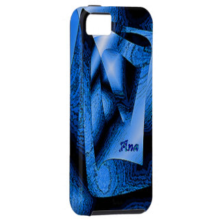 Ana iphone 5 blue case iPhone 5 cases