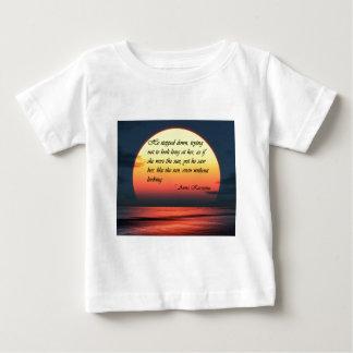 Ana Karenina la vio como la cita del amor de Sun Tee Shirts