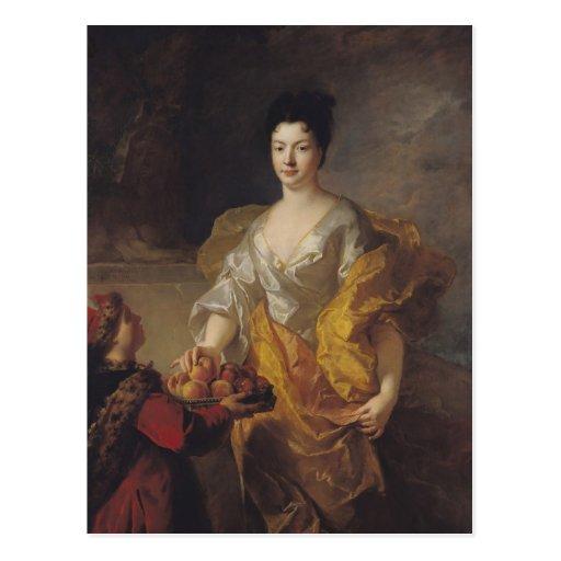 Ana María de Bosmelet, duquesa de la fuerza del La Postales