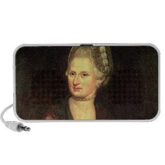 Ana Maria Mozart, Pertl nee Sistema Altavoz