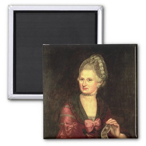 Ana Maria Mozart, Pertl nee Imán Cuadrado