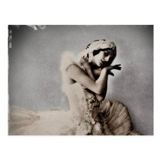 Ana Pavlova presentó en Pointe Postales
