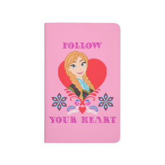 Ana - siga su corazón cuaderno
