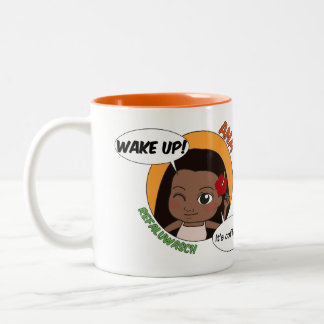 Ana - Wake Up Coffee Mug