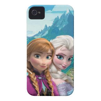 Ana y Elsa el   junto Case-Mate iPhone 4 Carcasa