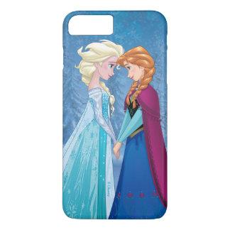 Ana y Elsa el | junto para siempre Funda iPhone 7 Plus