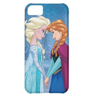 Ana y Elsa el   junto para siempre Funda Para iPhone 5C