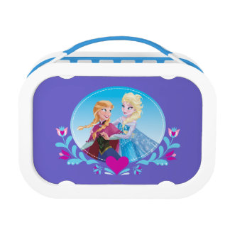 Ana y Elsa - siga su corazón