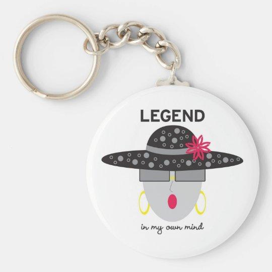 """AnabelNy """"Legend"""" KeyChain"""