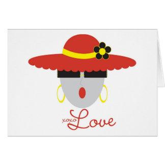AnabelNY LoveXOXO Greeting Card