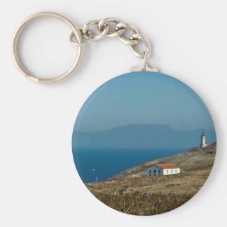 Anacapa Island 4 Keychain
