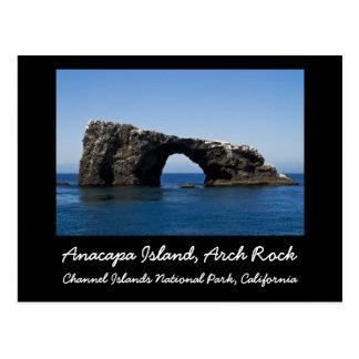 Anacapa Island Arch Rock Post Cards