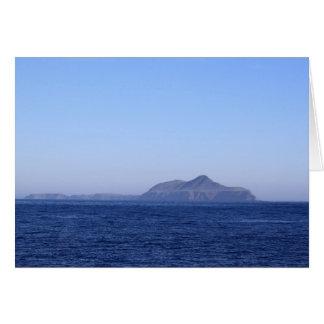 Anacapa Island Greeting Cards